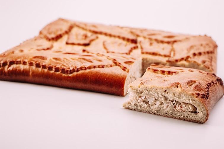 Норвежский пирог